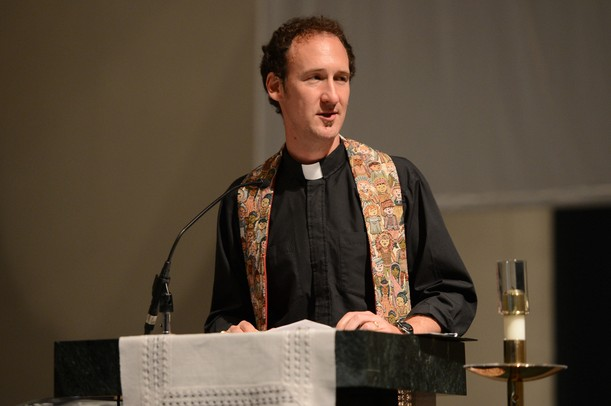 Our Pastor: Ian Reed Twiss